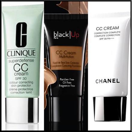 cc creme peau noire
