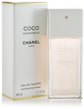 chanel coco mademoiselle eau de toilette 50 ml