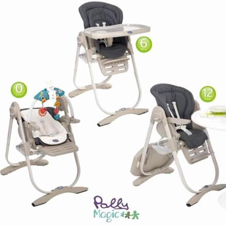 chicco polly magic 3 en 1