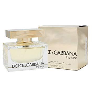 dolce gabbana the one 75ml