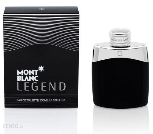 legend mont blanc