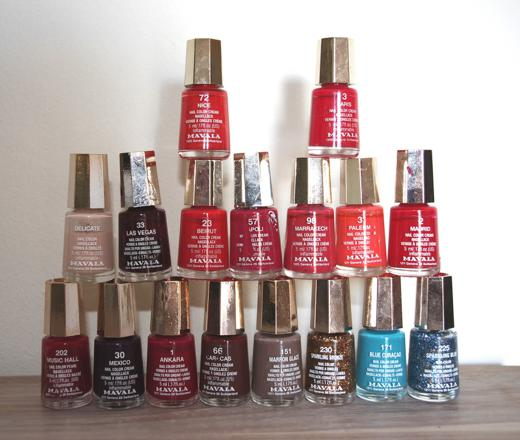 marque vernis a ongle