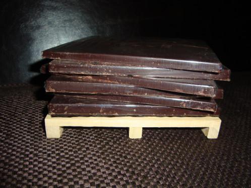 palette de chocolat