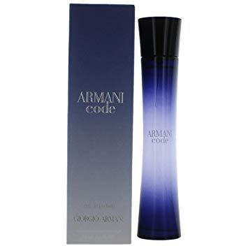 parfum armani femme