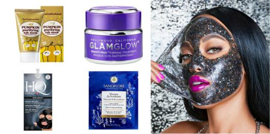 peel off masque