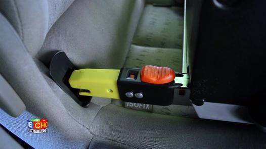 siege auto fixation isofix