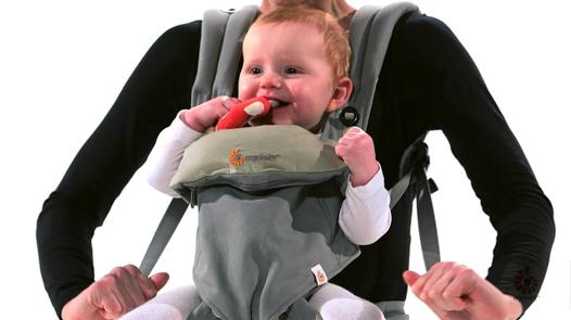 siege bebe face route quel age