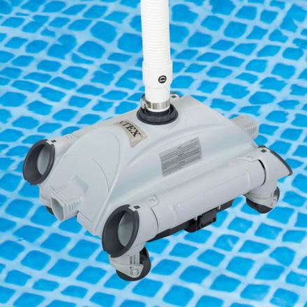 aspirateur piscine intex