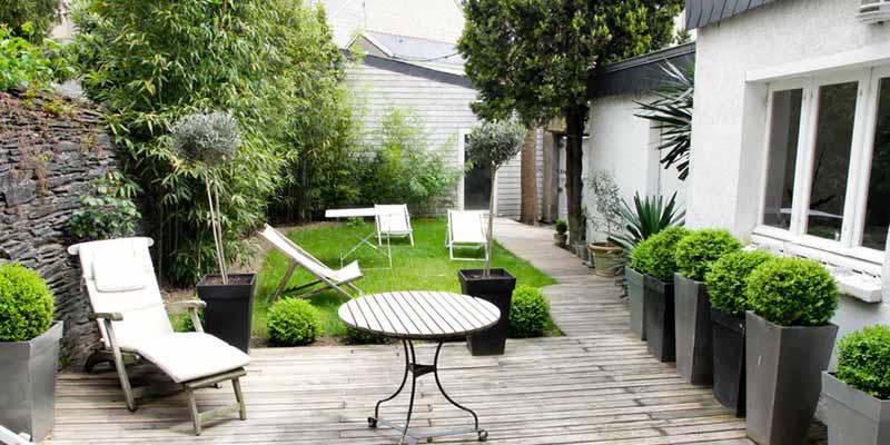 comment aménager son jardin