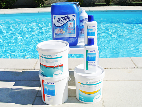 produit entretien piscine