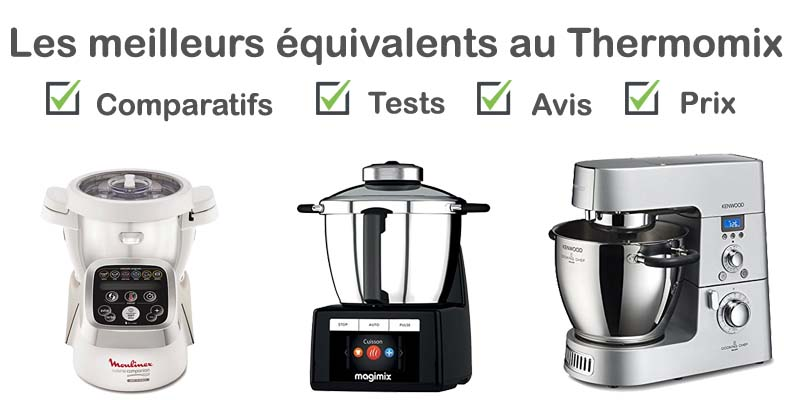 equivalent thermomix