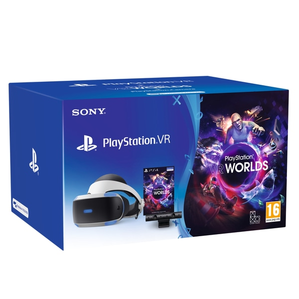 playstation vr pack
